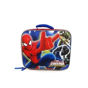 Marvel Spiderman Lunch Bag, Red